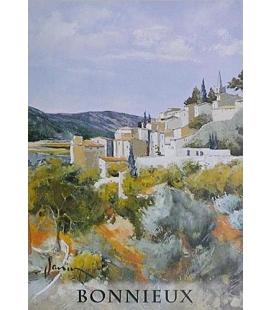 Bonnieux, mon village