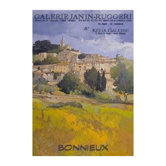 Janin - Bonnieux de la plaine