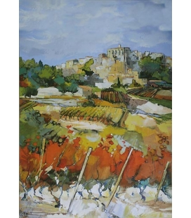 Janin - Lawland of Gordes