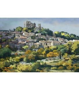 Village de Lacoste